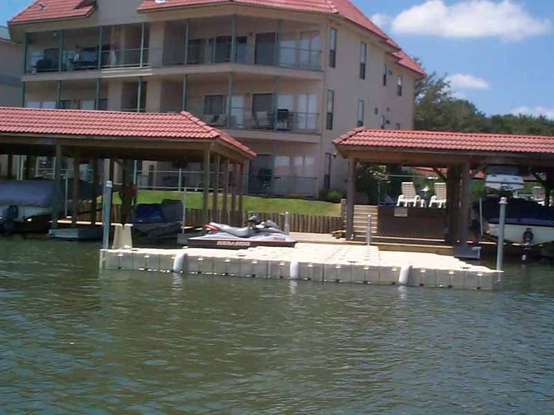 Homeowner Association Floating Docks
