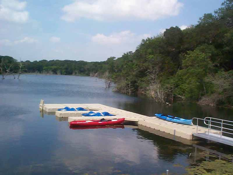 Residential Floating Dock Example