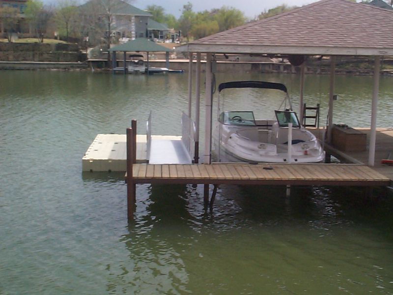 Residential Floating Docks Gangways