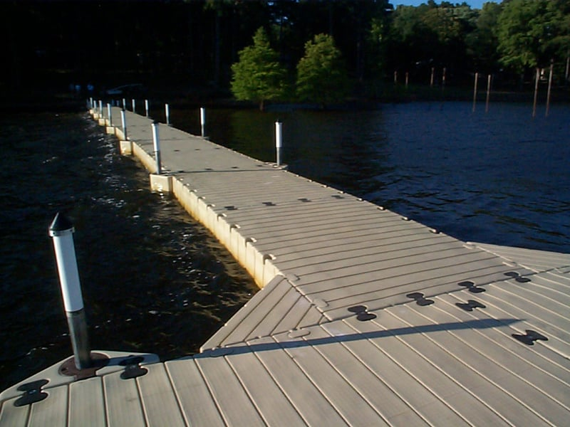 Dock Sections