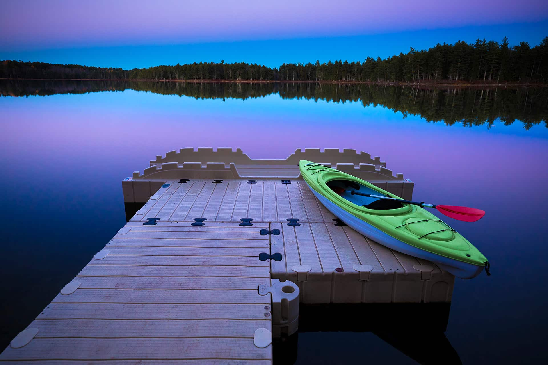 Kayak Docks