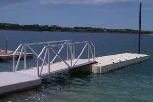 Wheeler Branch Reservoir Boat Ramp Dock – Glen Rose, TX