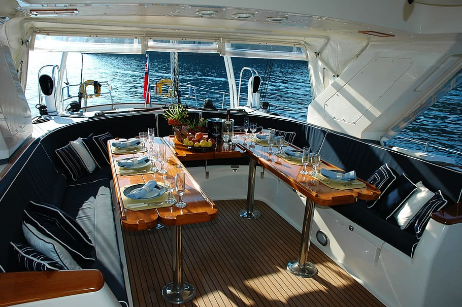 Cooking on Your Boat