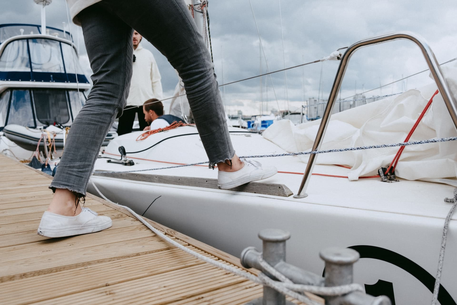 Things 'Not' to Do When You're on a Boat