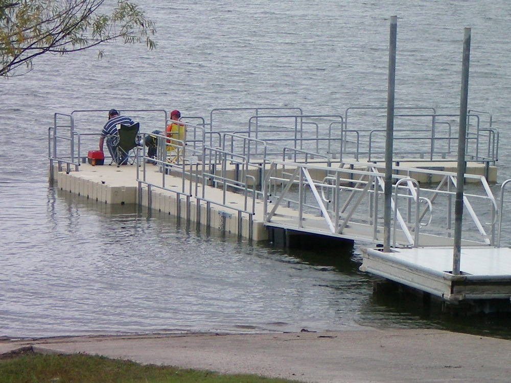 Meridian State Park – Add-on to existing dock
