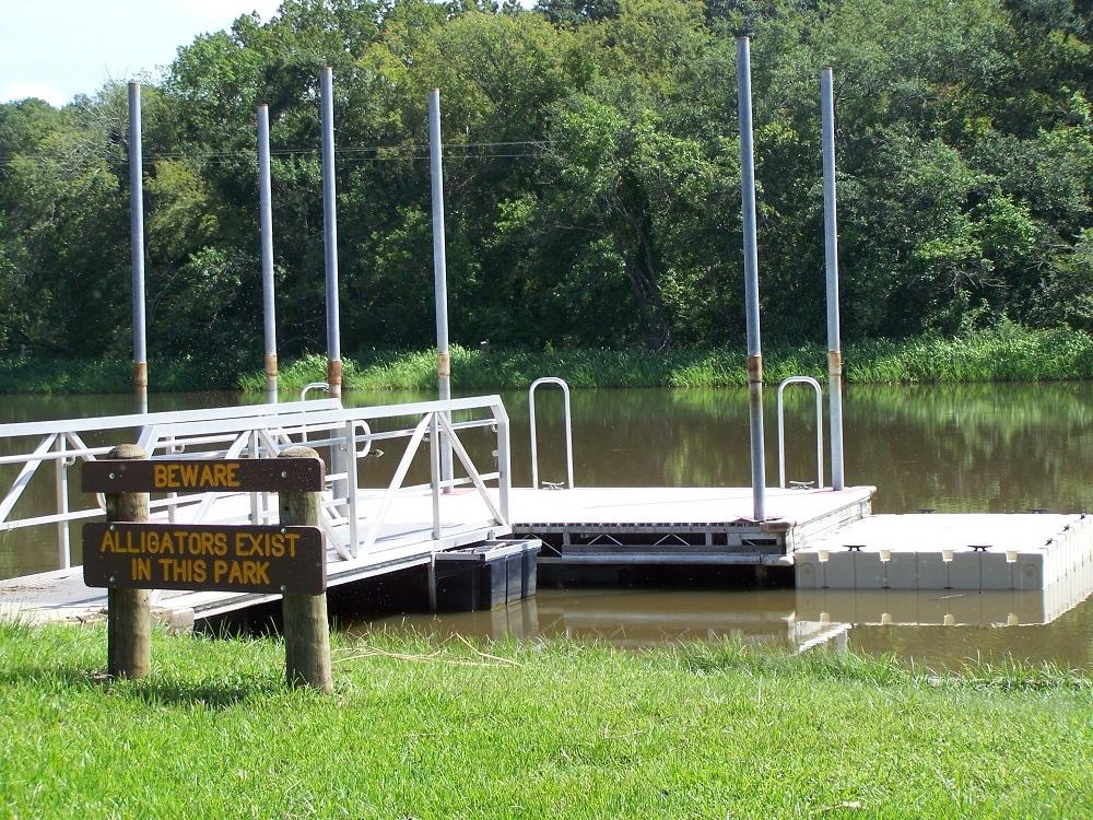 Fort Parker State Park – Dock Add-on